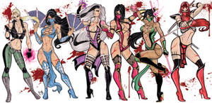 Queens of Kombat