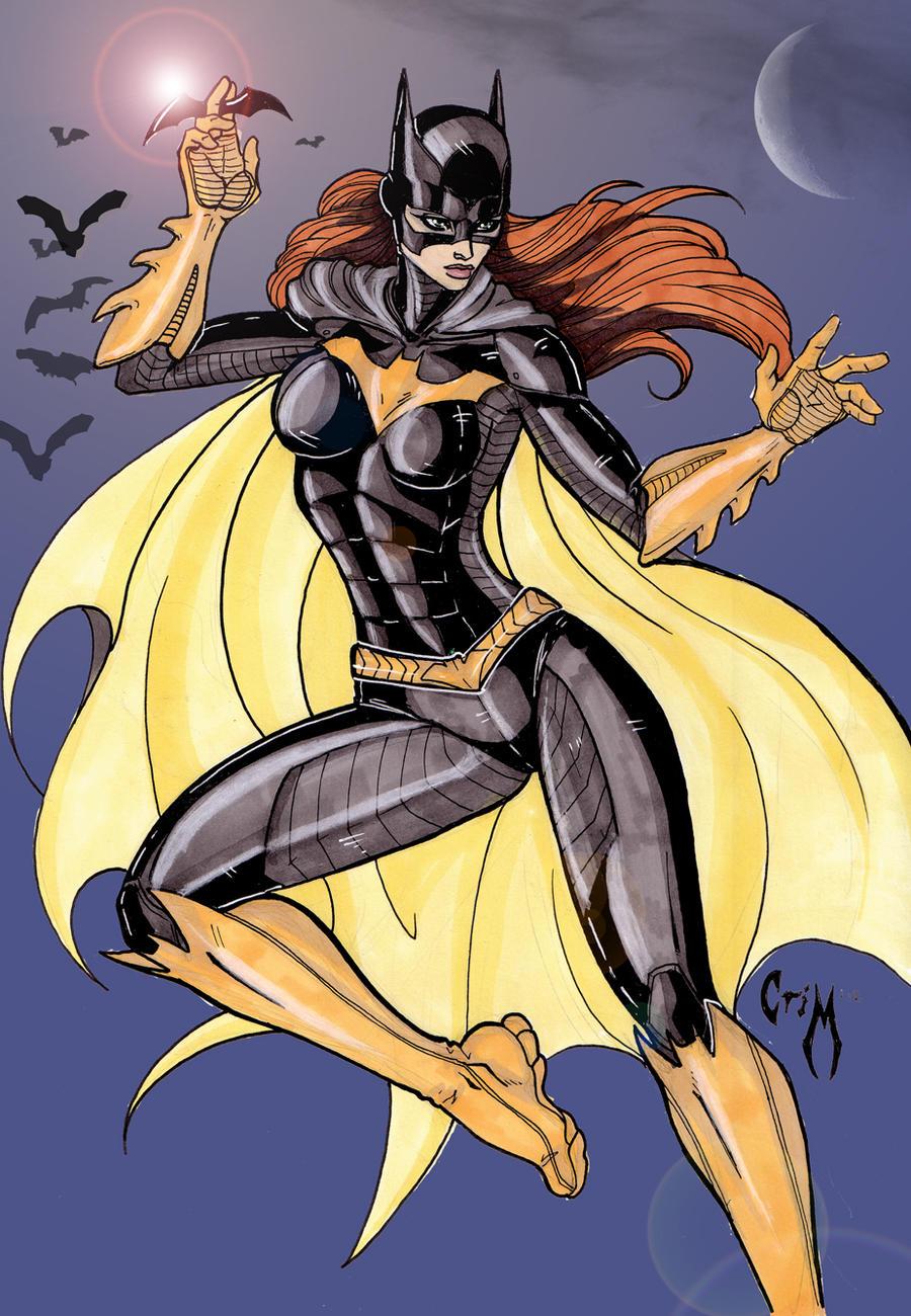 batgirl new 52 wallpaper - photo #7