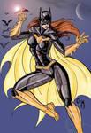 New 52 Batgirl by CrimsonArtz
