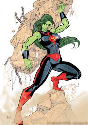 She Hulk Future Foundation