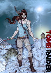 Lara Reborn by CrimsonArtz