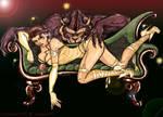 Beauty and the Beast by CrimsonArtz