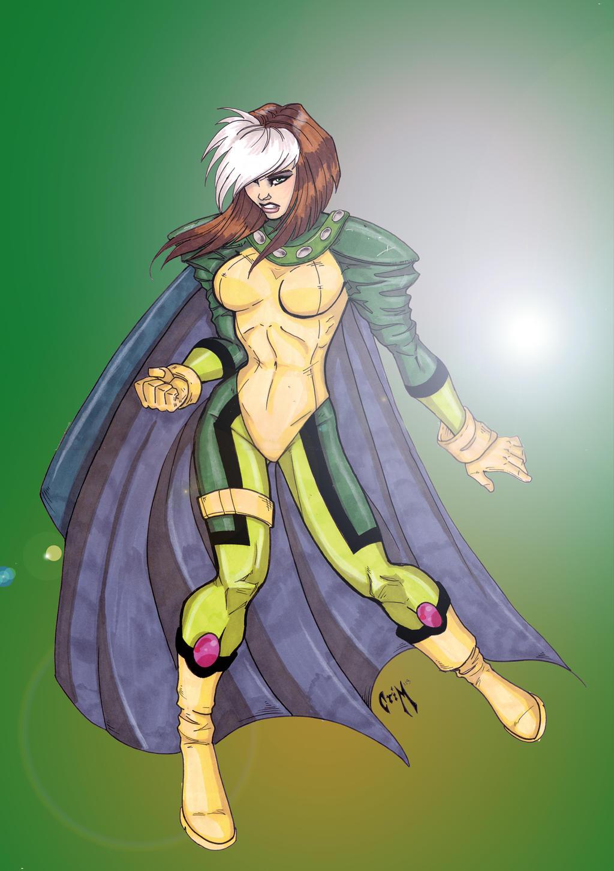AoA Rogue by CrimsonArtz
