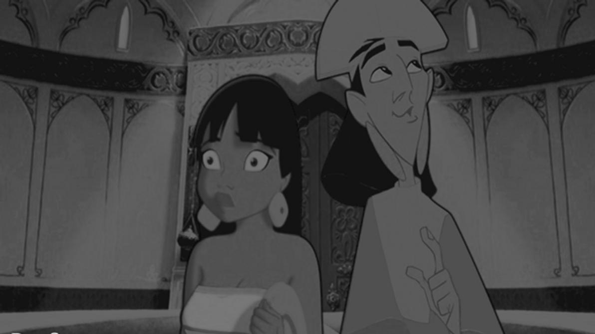 Chel X Kuzco (Animated) By LilMissPeppy On DeviantArt