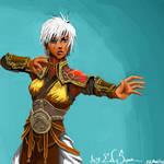 Female Monk (Diablo 3)
