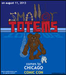 Smaller Totems Comes To Comic Con Chicago