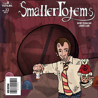 cover for installment 22 by SmallerTotems