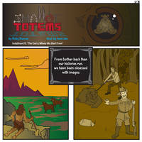 Smallter Totems- Installment 0 Page 1 by SmallerTotems