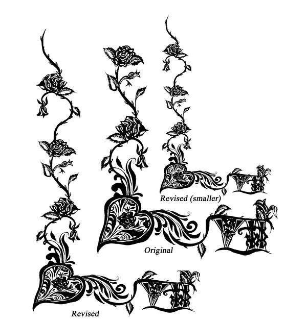 tattoo design commission edit by german blood on deviantart. Black Bedroom Furniture Sets. Home Design Ideas
