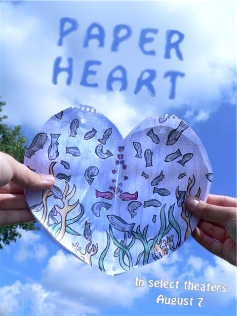 Paper Heart by German-Blood