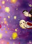 Among the stars -NineRose-