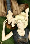 Never let her go -TenRose-