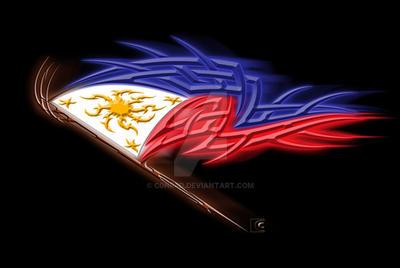philippine tribal flag ll by c0nr4d on deviantart. Black Bedroom Furniture Sets. Home Design Ideas