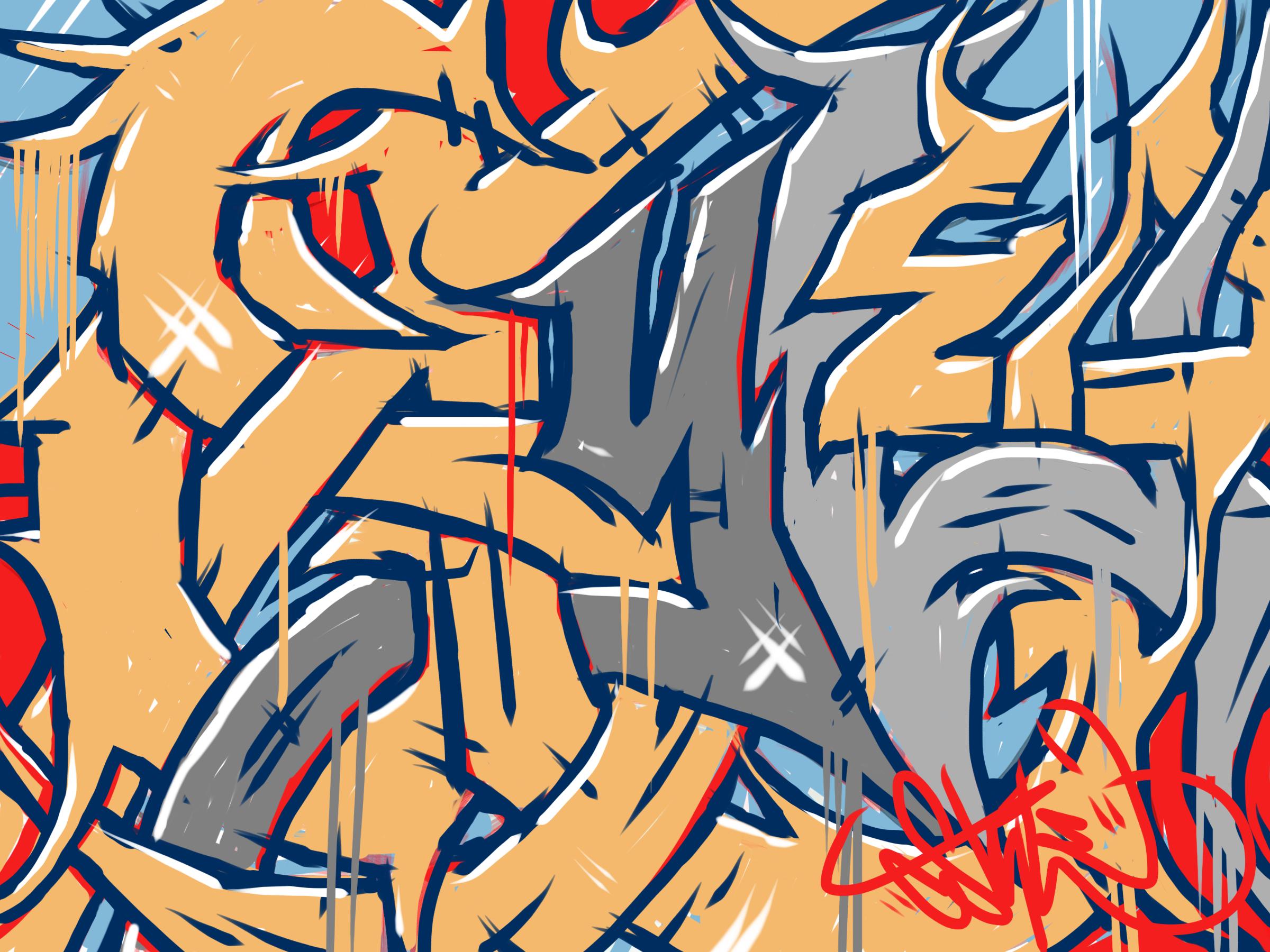 CStyle.SketchbookPro Quick paint. by c0nr4d