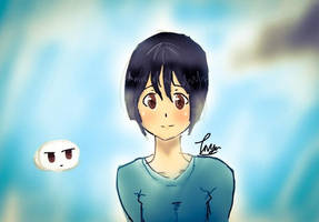 Just me. by Iamverylucky