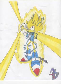 Adult Super Sonic Attacks