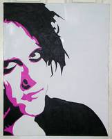 robert smith by hellobastards