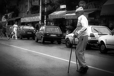 How to Cross the Street by staffansladik