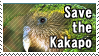 Save the Kakapo by ClockworkStamps