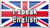I Speak English by ClockworkStamps