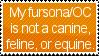 Fursona, OC, etc. by ClockworkStamps