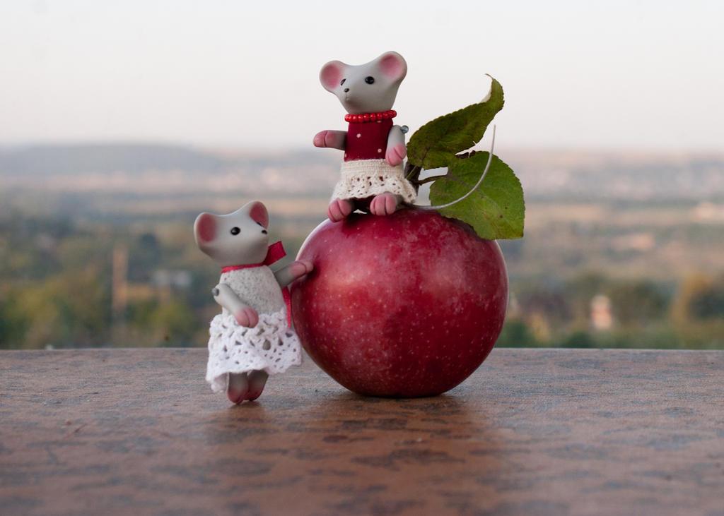 big apple by freedragonfly