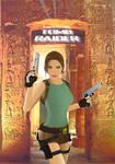 Lara Croft Tomb Raider Egypt