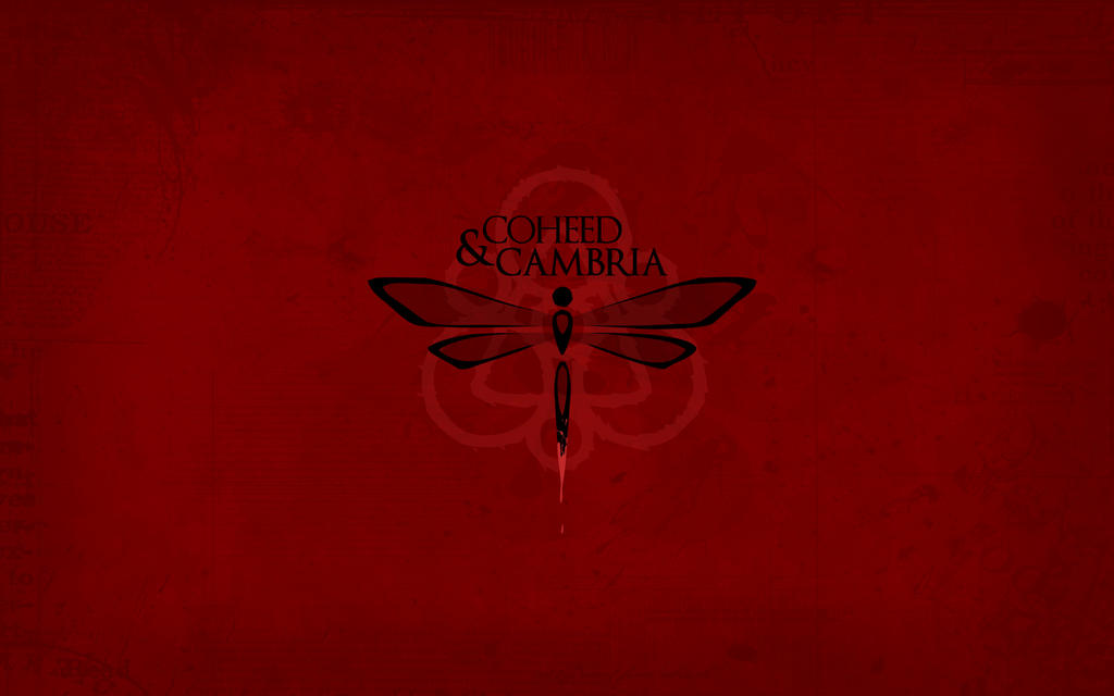 coheed and cambria the afterman wallpaper