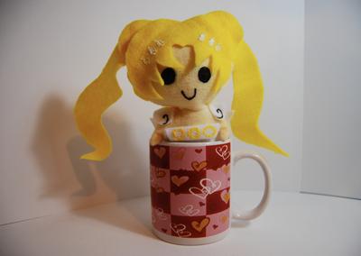 coffee usagi by rara-san