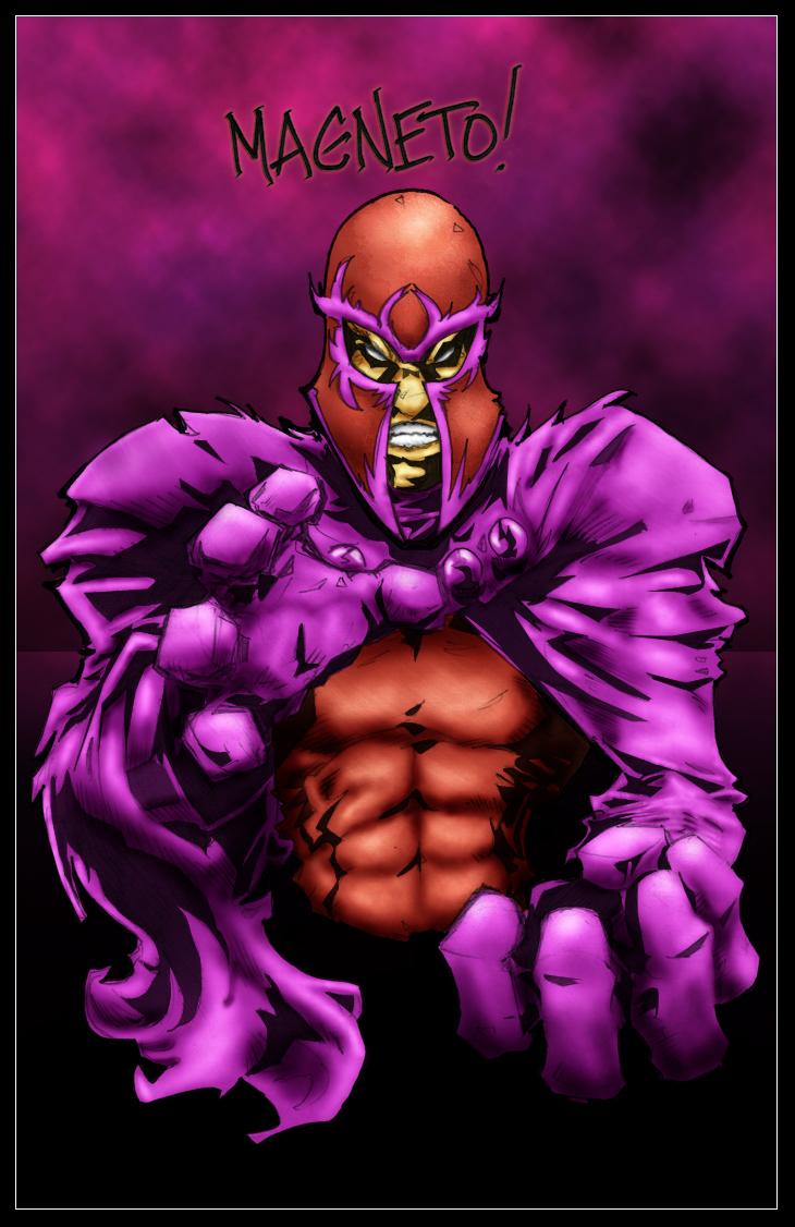 Magneto by rantz