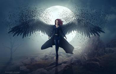 Dark Angel, Bad Moon Rising
