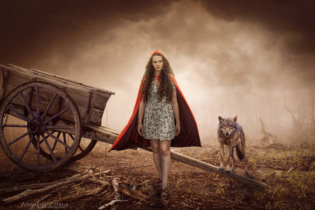 Storm's a Brewin, Red Riding Hood