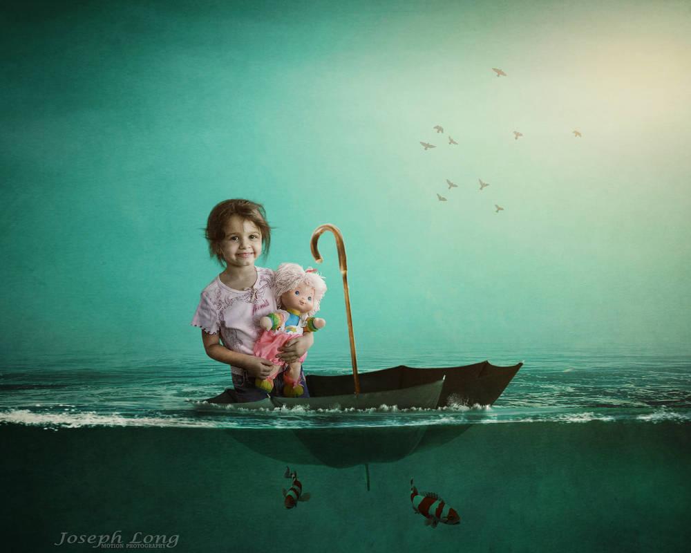 The Good Ship Umbrella-pop
