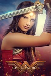 Aspen Mossberger Wonder Woman 2