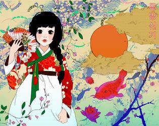 Korean dream. by airisunokaori