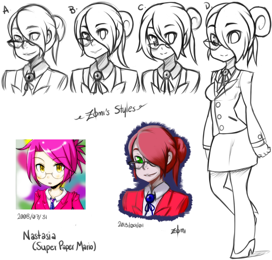 how to find art style
