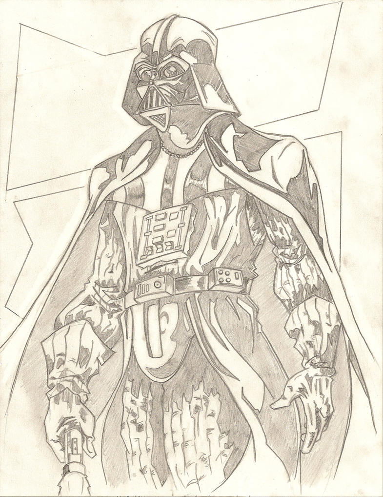 Darth Vader by stipher30