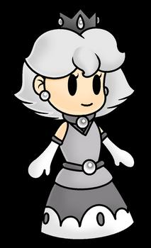 Paper Mario - Princess Mist