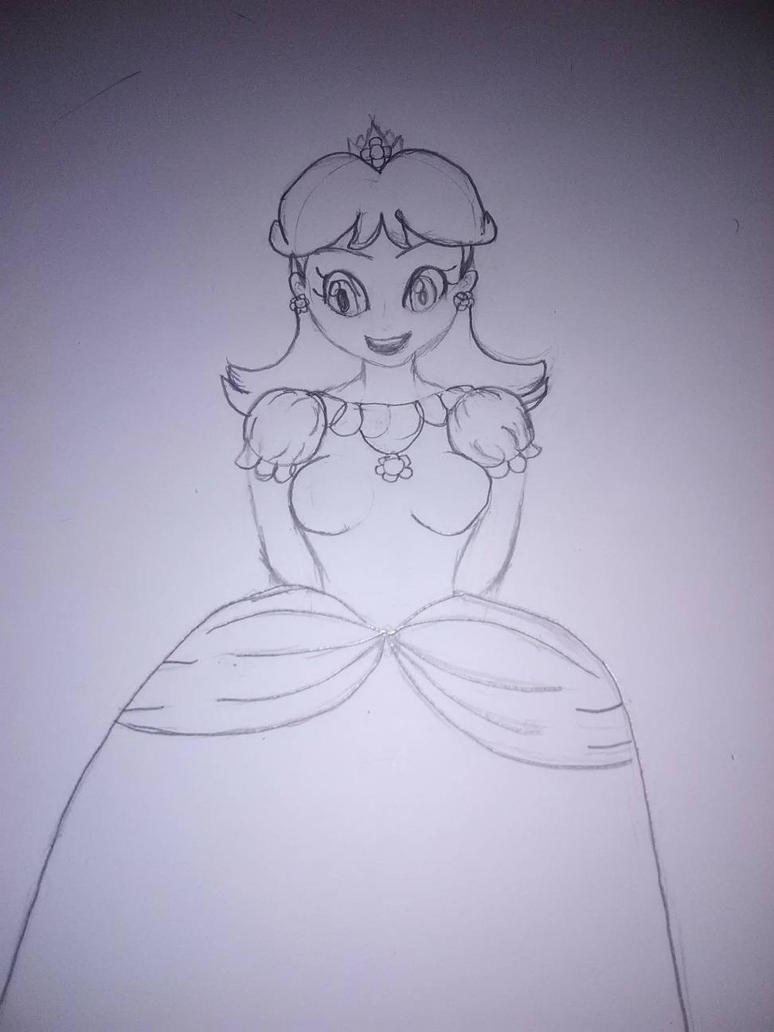 Daisy by WolfgirllovesPrince