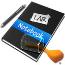 Lab Notebook icon by Memzee