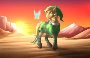 Legend of Pony ~ Print