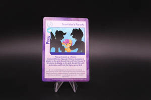 TSSSF Card - Scootaloo's Parents