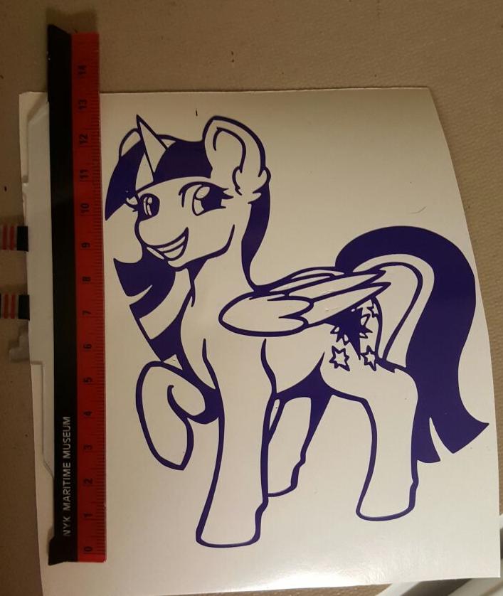 Book Liking Horse Sticker by Breakfast-Tee