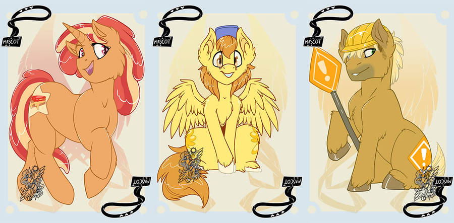 Prance - Whinny City Ponycon by Breakfast-Tee