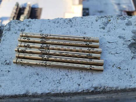 Brass Pony Pens