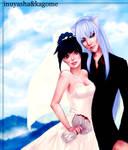Inuyasha and Kagome Wedding