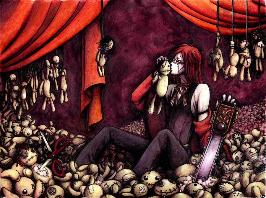 The Red butler by JohannesVIII