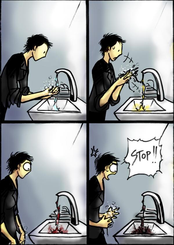 Wash your hands by JohannesVIII
