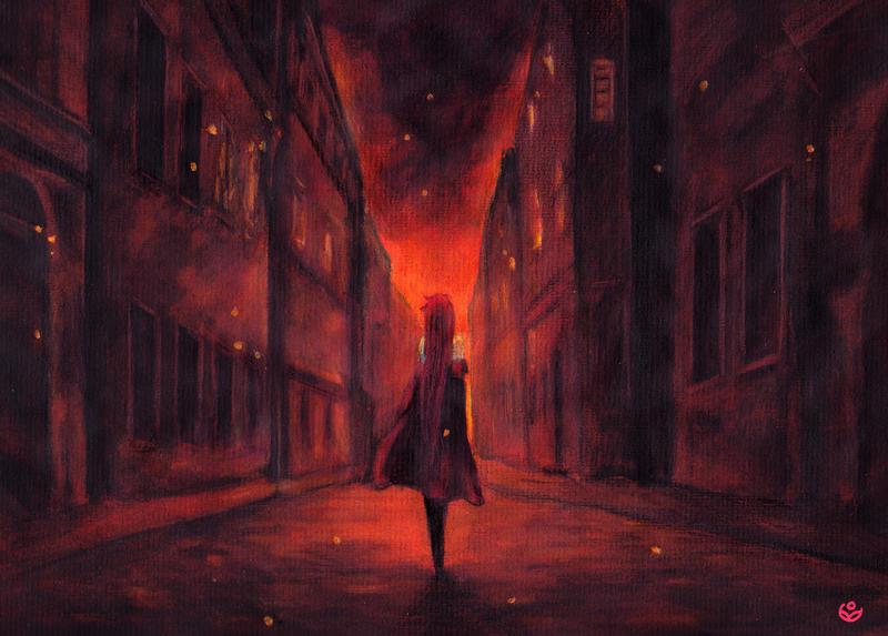 London is burning by JohannesVIII