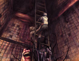 Heather's Ladder by JohannesVIII